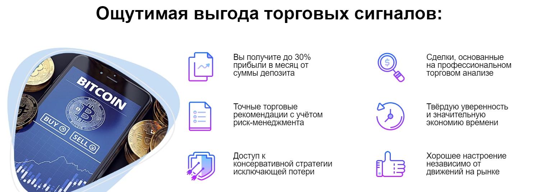 Торговые сигналы от Армена Геворкяна